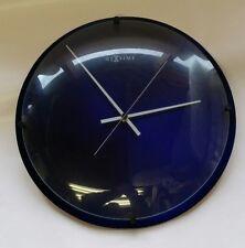 """NeXtime - """"Bolglas"""" Wall Clock 38cm Diameter"""