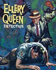 Ellery Queen, Detective (A Dell Comic Reprint)-ExLibrary