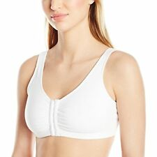 Fruit of the Loom Bras Womens Front Close Built Up Sports Bra- Pick SZ/Color.