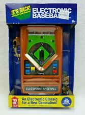 ELECTRONIC BASEBALL classic 1970s handheld pocket travel portable video game