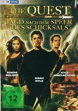 3 DVDs * THE QUEST - DIE SPIELFILM TRILOGIE # NEU OVP §