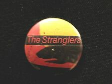 THE STRANGLERS VINTAGE BUTTON BADGE PIN NOT PATCH LP POSTER SHIRT UK IMPORT