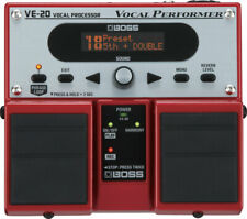 *New* Boss VE-20 Vocal Performer Processor Effect Pedal