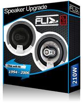 Peugeot Boxer Rear Door Speakers Fli Audio car speaker kit 210W
