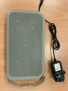 B&O PLAY by Bang & Olufsen Beoplay A2 Active Bluetooth Speaker Stone Grey