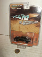 BNIP Greenlight 1972 Ford Falcon XB Last of the V8 Interceptors in 1:64 Scale