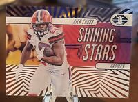 2019 Illusions Shining Stars Non Auto Nick Chubb /299 BROWNS