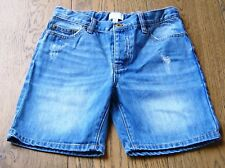 WITCHERY GIRLS DISTRESSED DENIM SHORTS  SZ 8