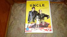 The Man from U.N.C.L.E.2015 12 Starring: Henry Cavill uk dvd