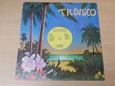 "Jimmy McGriff/Sky Hawk/1978 Tk discoteca 12"" Single/discoteca"
