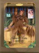 Cowardly Lion Ken Doll The Wizard of Oz Poseable Doll #16573 Nib