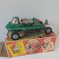 More details for vintage j rosenthal a cebrury 21 joe 90  friction jet car gerry anderson spares