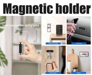 Magnetic Metal Car Dashboard Phone Wall Mount Bracket Holder For Smart Phones UK