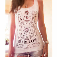 Fashion Women Summer Vest Top Sleeveless Shirt Blouse Casual Tops Cool T-Shirt