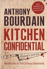 Kitchen Confidential: Insider's Edition By Anthony Bourdain (Paperback)