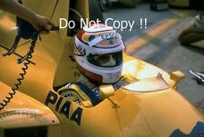 Nelson PIQUET CAMEL TEAM LOTUS 101 GERMAN GRAND PRIX 1989 fotografia 3
