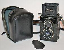 RUSSIAN USSR LOMO Lubitel 166B (LUBITEL 166V) TLR Camera (ITEM №14)