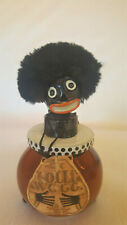 "RARE French 1920's Largest 5"" Full Bottle  Vingy Perfume Antique"