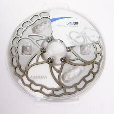 73g,160mm ASHIMA Ai2 Disc Rotor 1pc - The World's Lightest