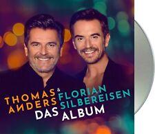 """Thomas Anders & Florian Silbereisen """"das album"""" CD NEU 2020"""