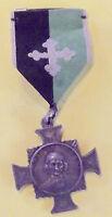 Ancienne Médaille Curé d'Ars & Vièrge