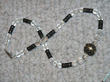 JewelMint Desert Dreams Glass Bead & Moroccan inspired Ball Necklace Sold Out