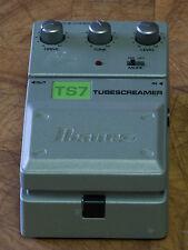 Ibanez TS-7 Tube Screamer Guitar Effect Pedal
