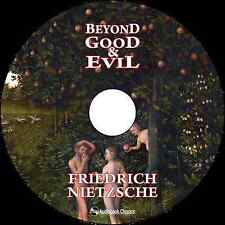 Beyond Good and Evil - Unabridged MP3 CD Audiobook in paper sleeve