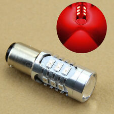 1157 BAY15D Red 12SMD 5630 Super Bright LED Tail Turn Head Car Light Bulb