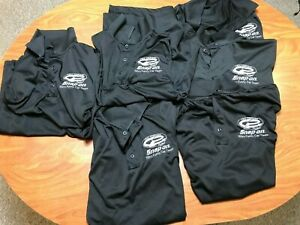 MENS LOT OF 6 CRUZ PEDREGON NHRA DRAG RACING TEAM PIT CREW SHIRT SIZE LARGE