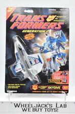 G2 Skydive 1993 MISB Sealed Vintage Hasbro Transformers Action Figure