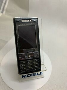 Sony Ericsson Cyber-shot K800i - Velvet black (Unlocked) Mobile Phone.