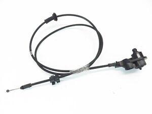 2009-2012 Hyundai Genesis Coupe Hood Latch Lock Release Cable OEM 09-12