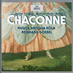 Chaconne / Musica Antiqua Köln · Reinhard Goebel