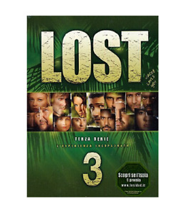 LOST - STAGIONE 3 - DVD