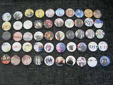 More details for genesis pin badges x50
