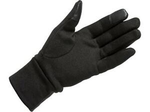 Asics Thermal Glove Black ONE SIZE