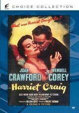 Harriet Craig 0043396428294 With Joan Crawford DVD Region 1