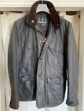MEN'S BARBOUR BLACK JACKET - SMALL - EXCELLENT CONDITION.