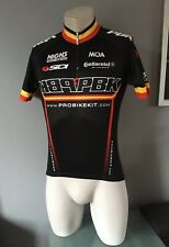 PBK Cycling Team Short Sleeve Jersey Size Large