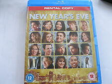 NEW YEAR'S EVE (Rental) -Sarah Jessica Parker (N2)  {Blu-ray}
