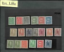 BIS_LIKE:many stamps Norway MNH LOT MY02-401