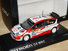 CITROËN C4 WRC 5e Rallye d'Australie 2009 S.Ogier - 1/43e Norev