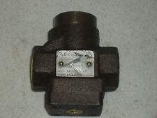 AA3-175-PB DOUBLE A PO CHECK VALVE