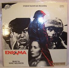 Marc Wilkinson ENIGMA Imported Original Soundtrack Mint/Sealed 1982 LP