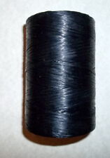 1/2 Pound Roll Artificial Sinew - Black - Mountain Man