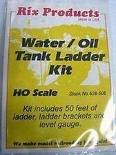 Rix (HO-Scale) #628-0506 Water/oil tank LADDER KIT - NIB