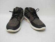 New listing NIKE SB Men's Baroque Brown/Black Stefan Janoski Max Mid Skateboard Shoes UK10.5