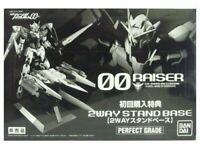 PG GN-0000 + GNR-010 Raiser initial purchase benefits 2WAY stand base Japan New