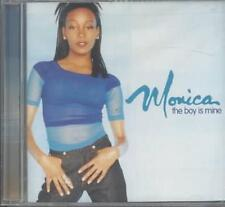 MONICA - THE BOY IS MINE NEW CD